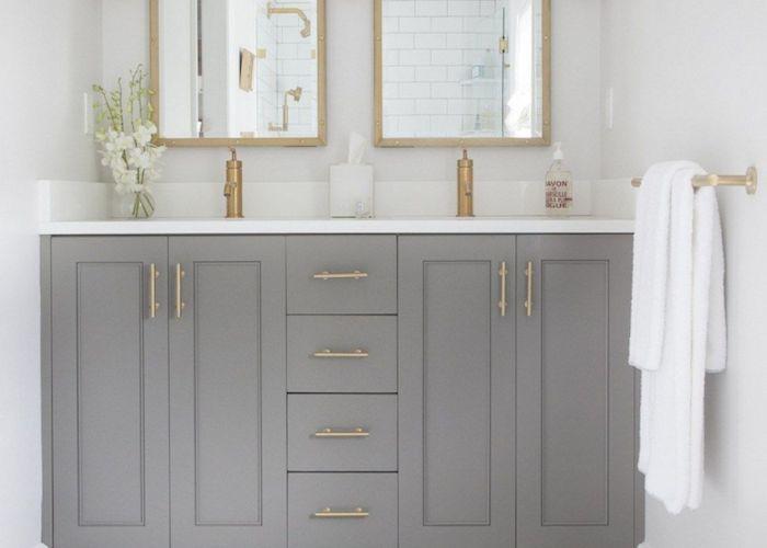 new trends bathroom tile design inspiration gray vanitiesgold also shabby