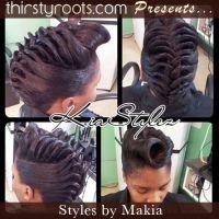 fishtail braid hairstyles for black hair   Fishtail braid ...