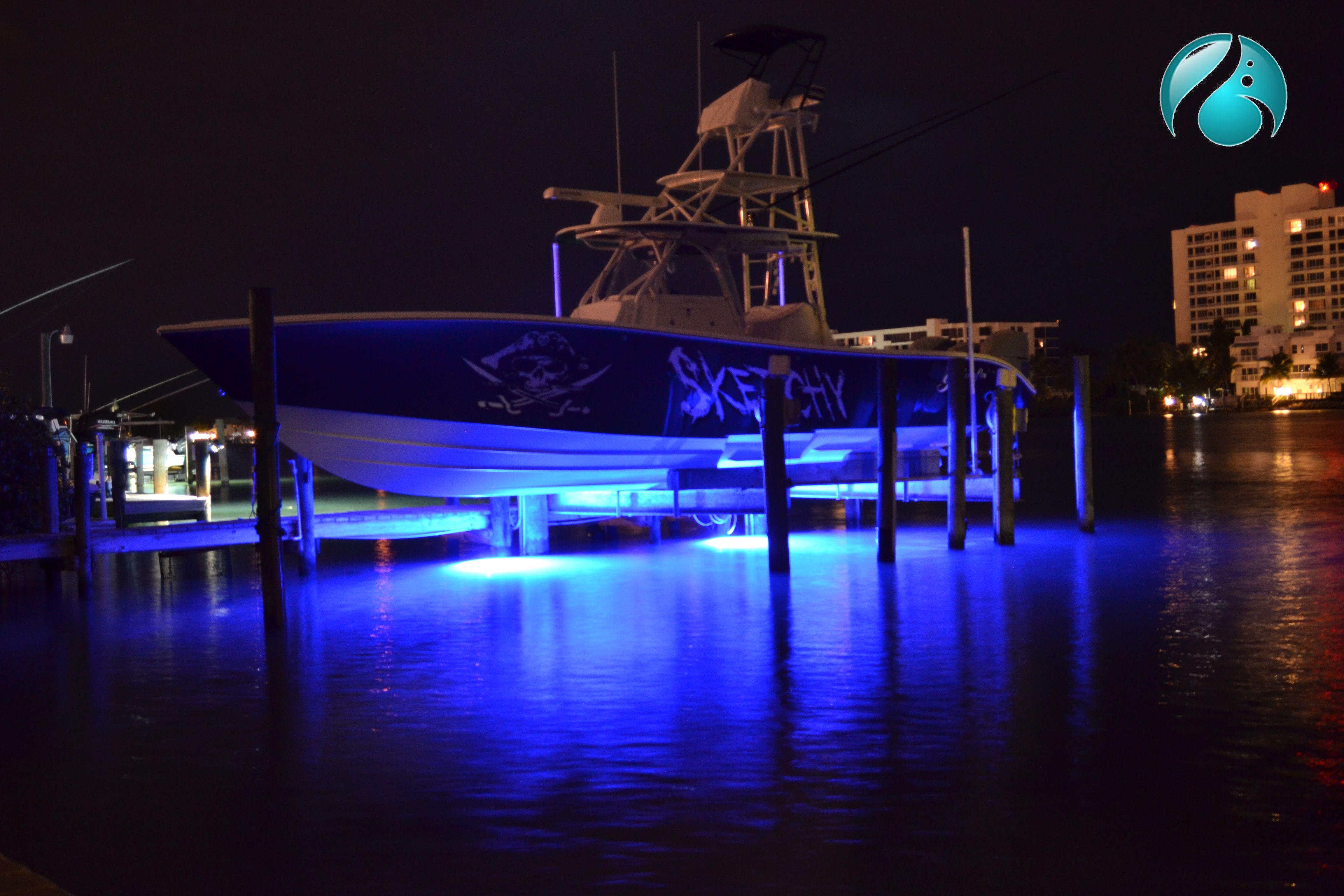 Underwater Led Lights Docks