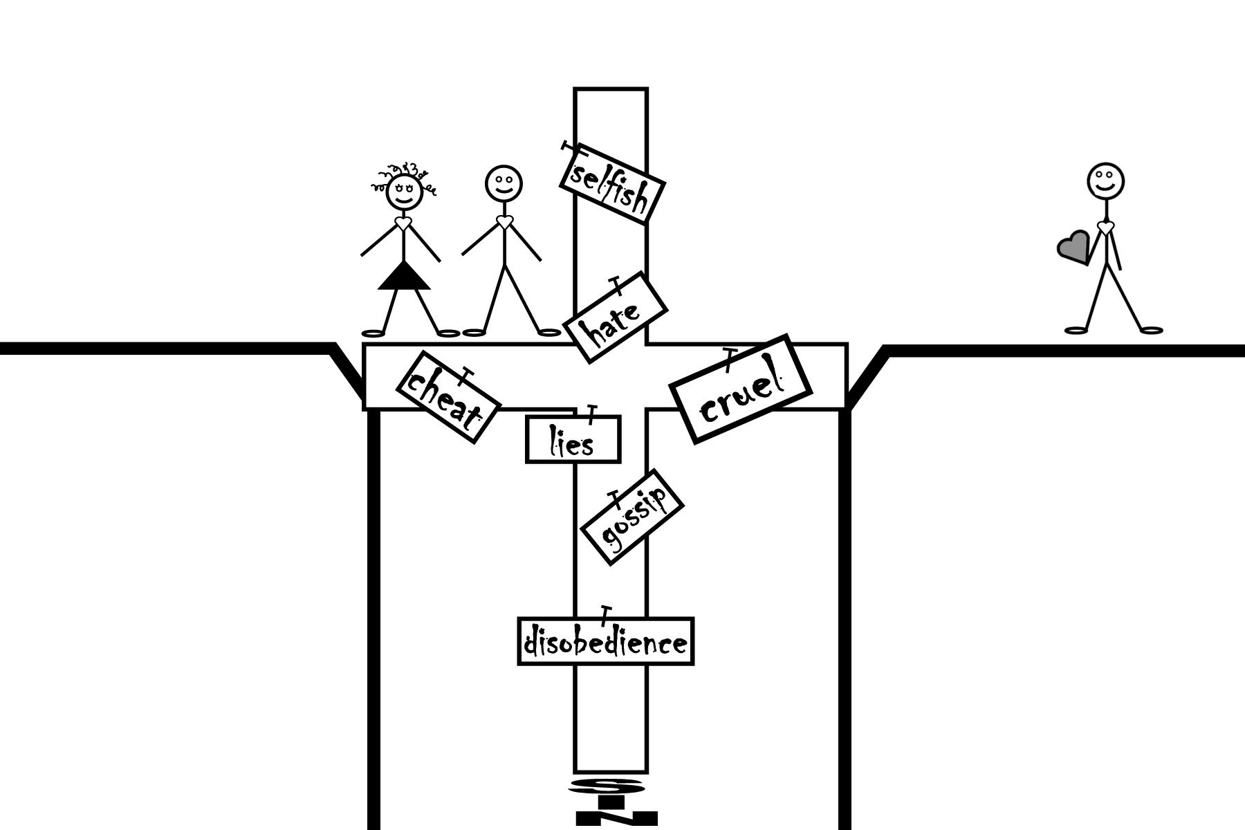 The Bridge (Understanding Salvation) For Children