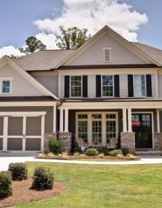 New homes atlanta charleston charlotte raleigh also the albany homesite at woodmont golf and country club in canton rh pinterest