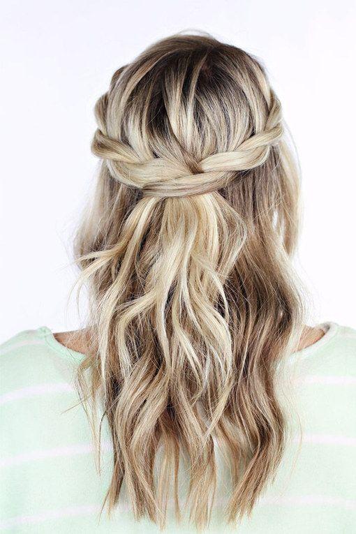 Abiball Frisuren DIESE Hair Styles Sind Ein Traum! Abiball