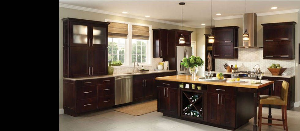 American Woodmark Cabinets Exclusively At The
