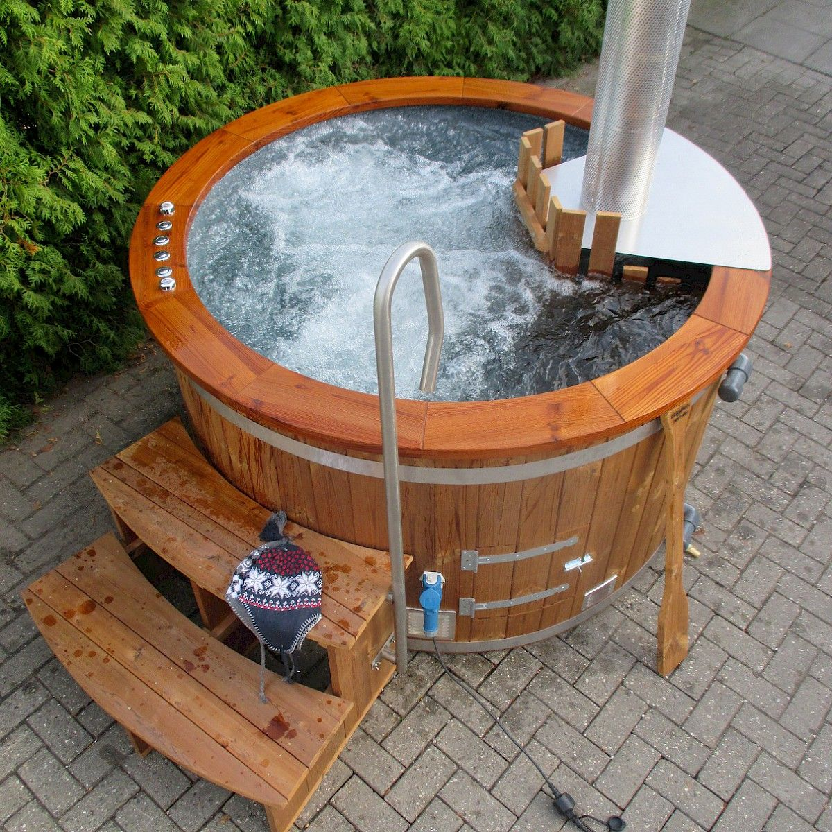 Garten whirlpool Garten Jacuzzi Aussen whirlpool Hot