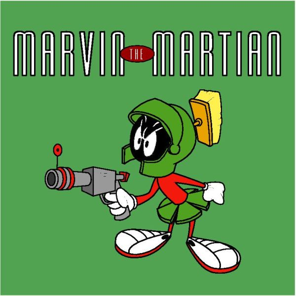 Marvin The Martian Quotes | Looney Tunes Marvin Martian Angry Keyring Imgurl