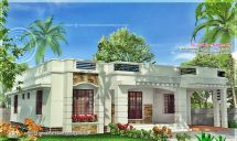 1 Floor House Plans Kerala - Home Design And Style