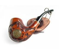 """Tobacco Pipe """"NORDIC"""" Smoking Wooden Fashion Style Pear ..."""
