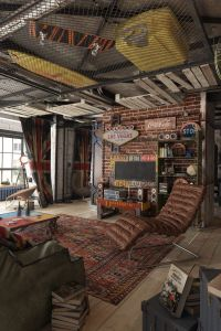 Urban Style For Apartment Interior Design Ideas Which ...