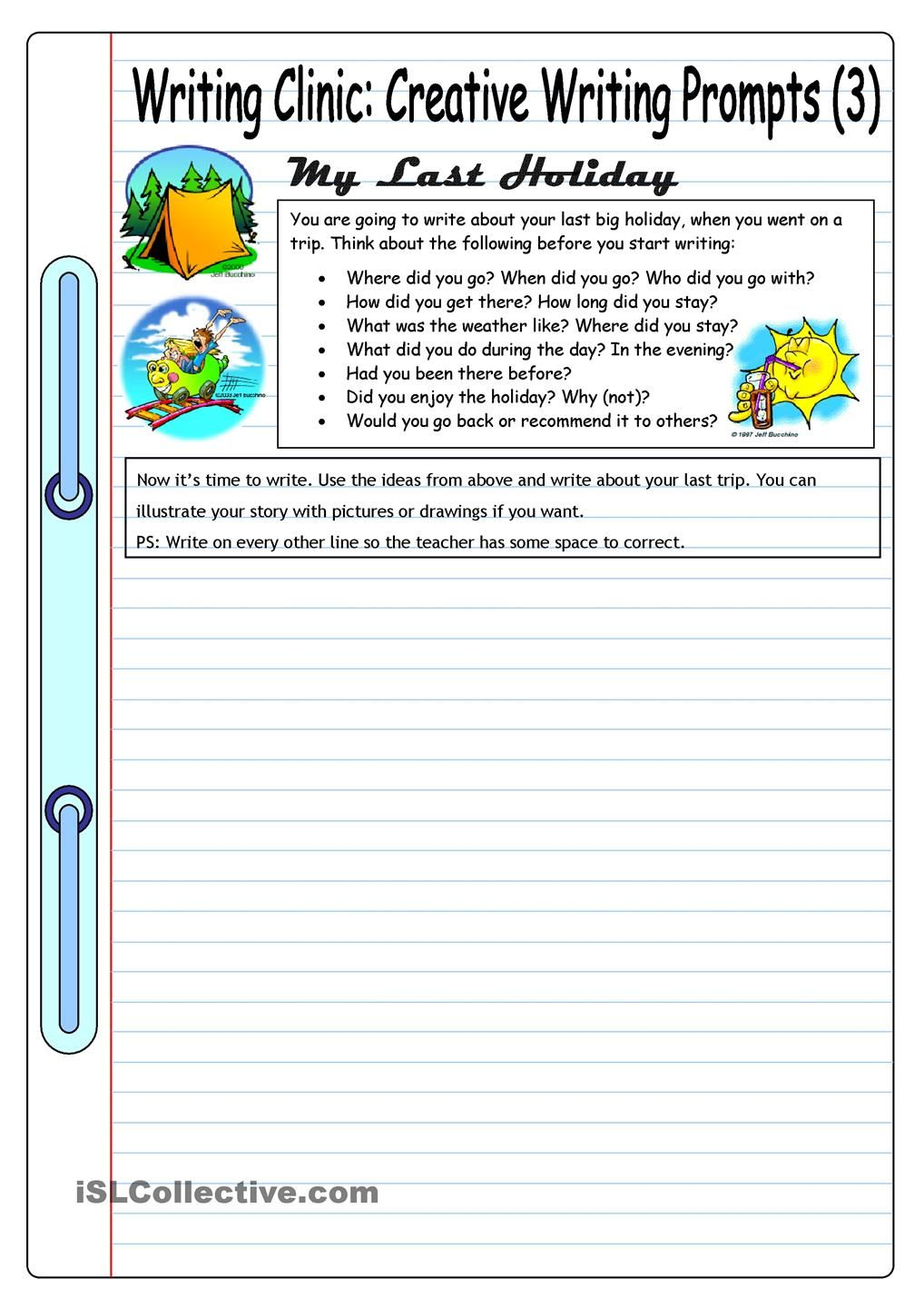 hight resolution of Creative Writing Worksheets Grade 6 - English Worksheets For Grade 4 And 5