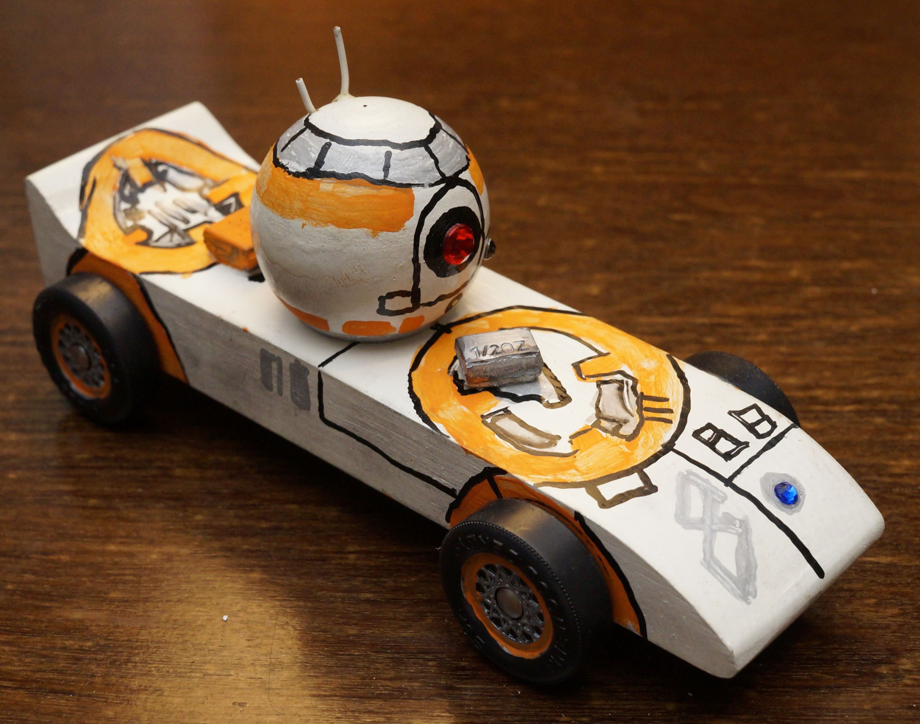 Fantastic Pinewood Derby Cars Of