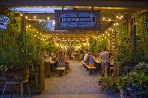 Philadelphia Beer Garden Independence