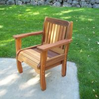 wooden garden chairs | DIY- Outdoor | Pinterest | Wooden ...