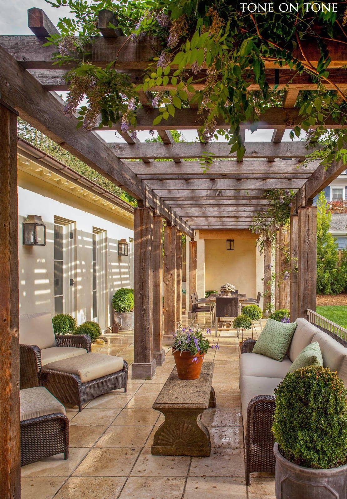 Stunning Garden Design Arbor Outdoor Living From