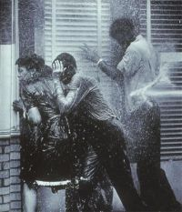 Bull Connor's Police Turn the Fire Hoses on Young People ...