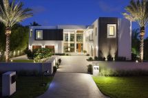 Modern Luxury Mansion Homes