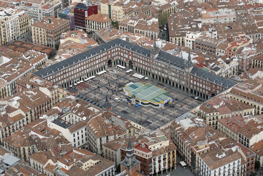 La Web de DROBLO  Blog Archive  Plaza Mayor Madrid  My