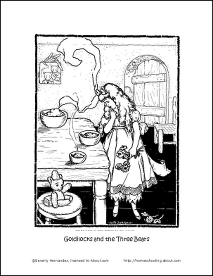 Printable Worksheets » Free Fairy Tale Worksheets