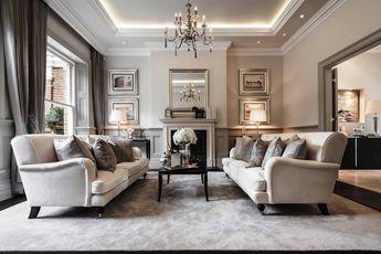 Alexander James Interiors Interior Design Show Houses Also Living Rh  Pinterest