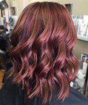 light burgundy hair ideas