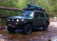 kayak roof rack system