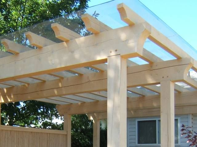 Clear Roof Outside Pinterest Pergolas Patios And Porch