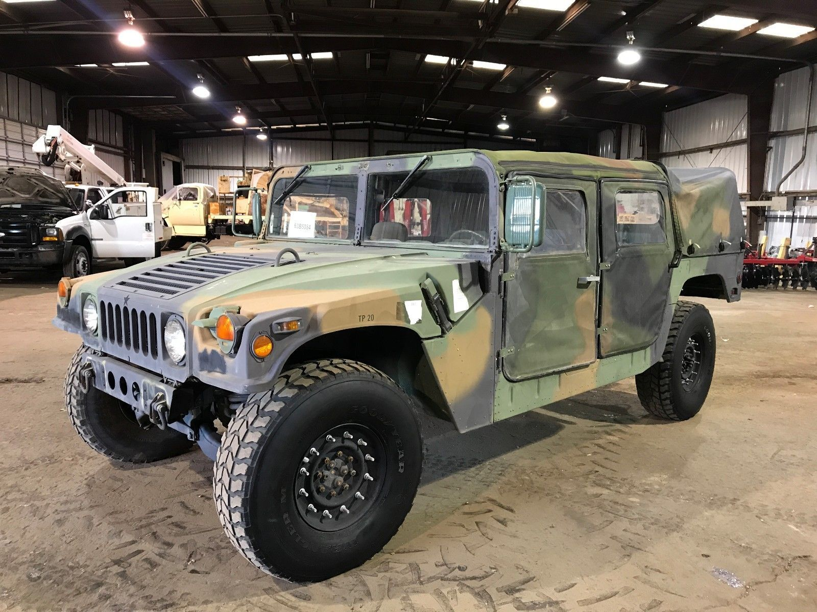 no issues 1994 AM General Humvee military