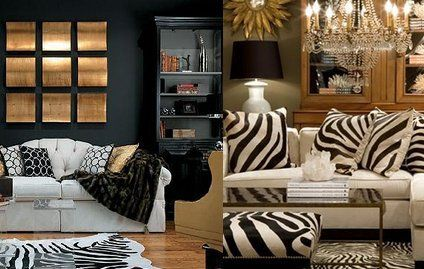 Find this pin and more on living rooms dens impart  new look to your house by using animal print decorating ideas also best the in me images pinterest rh