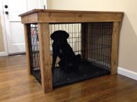Dog Crate Cover, Pet Crate Cover, Dog Crate Furniture ...