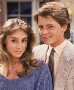 Image result for family ties tv series tracy pollan and fox