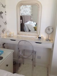 Dressing table, ikea hack, Ekby Alex, Farrow and Ball ...