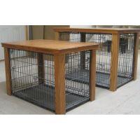 Wooden Dog Crate Furniture - Bestsciaticatreatments.com