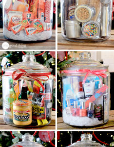 ts in  jar simple inexpensive and fun also best images about  ideas on pinterest more secret santa rh