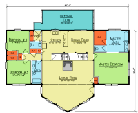 Prow Front House Plans | ... home manufacturers, white ...