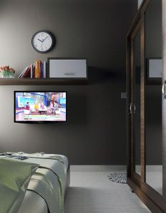 Arsitektur desain interior kamar tidur bedroom banung  house also rh pinterest