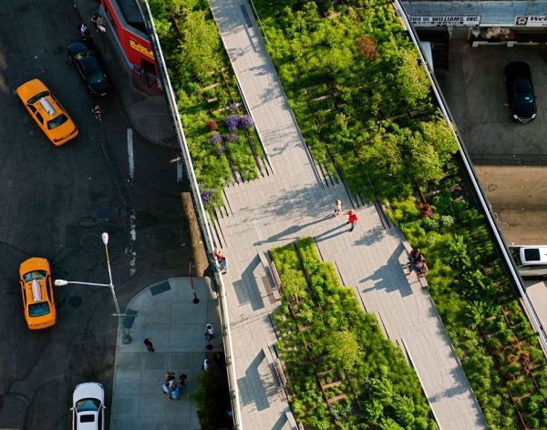 high line york ny 1.45-mile-long
