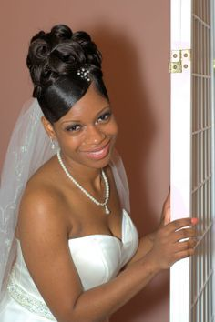 Wedding Hairstyles For African Brides Google Search Wedding