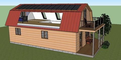 Build Small House Cheap Buildings Plan Building Small Houses