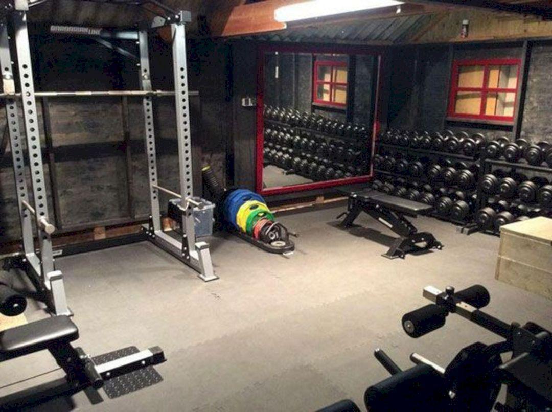 Designing a home crossfit gym valo i
