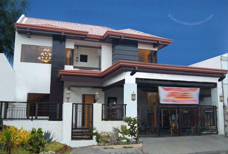 Myhaybol 0030 Modern House Style Philippines Ideas For The