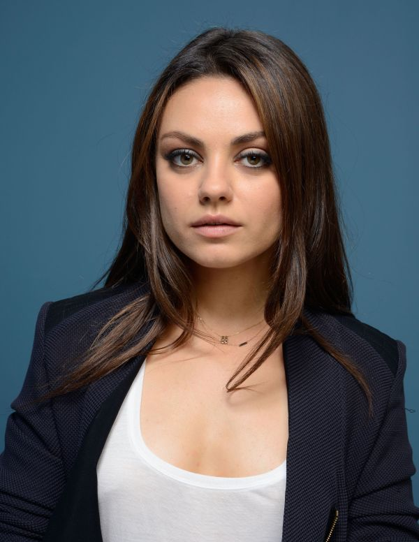 Mila Kunis Pretty Portraits In Color Movie Stars And Celebs