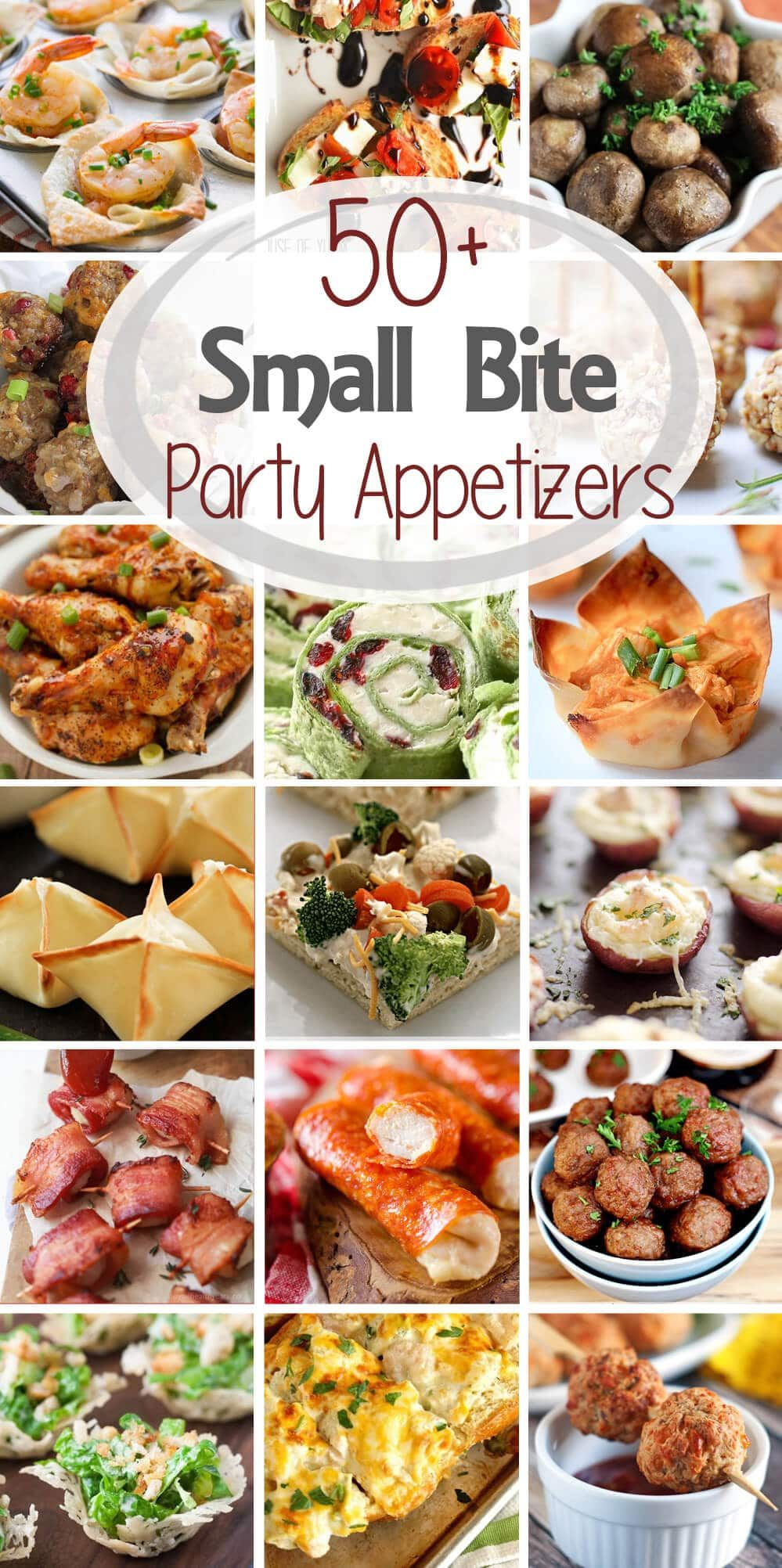 Appetizer Ideas For 50th Birthday Party