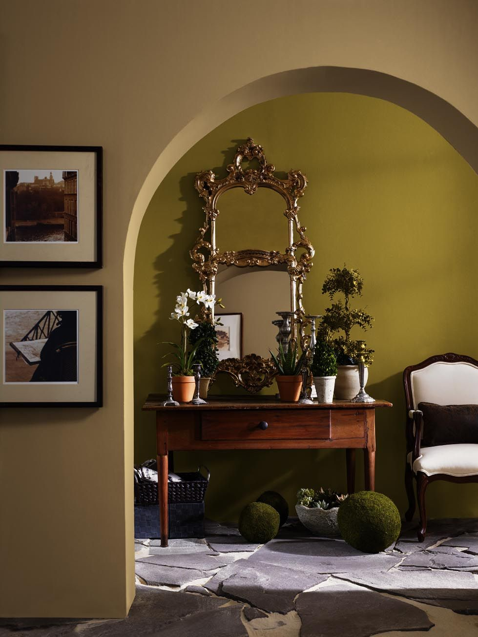 HGTV HOME By Sherwin Williams Rustic Refined Creamy