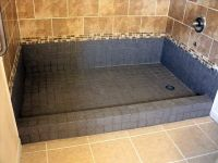 How to Build a Walk-In Shower (Part 1: Wedi Shower Pan ...