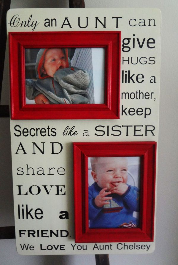 Aunt Quote Color And 22 X 13 Custom