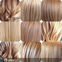 Best 25+ Different shades of blonde ideas on Pinterest ...