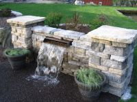 Pondless Waterfall Kits for Sale   Double click on above ...