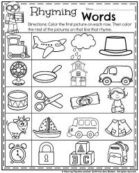Back to School Kindergarten Worksheets | Kindergarten ...