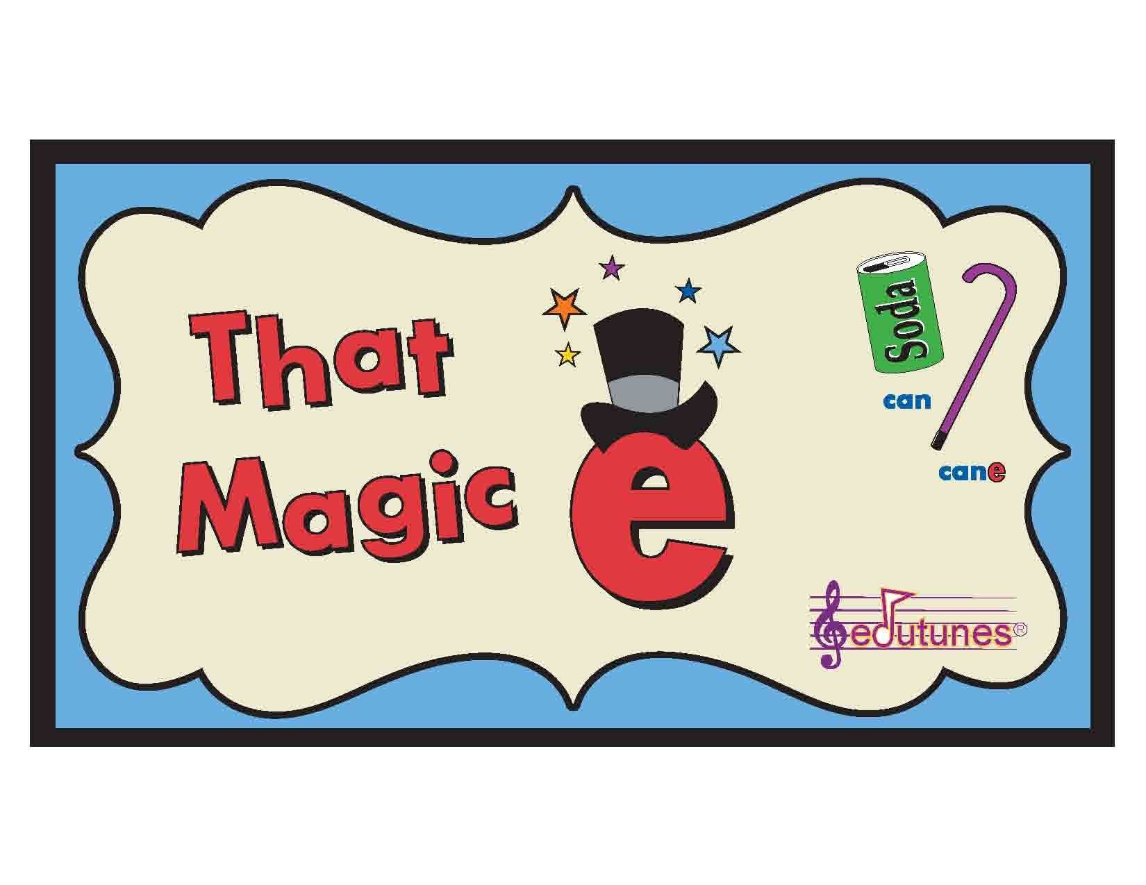 That Magic E Phonics Song The Entire Edutunes Song For