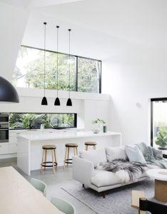 Home  also interiors modern kitchen decor and mid century style rh pinterest
