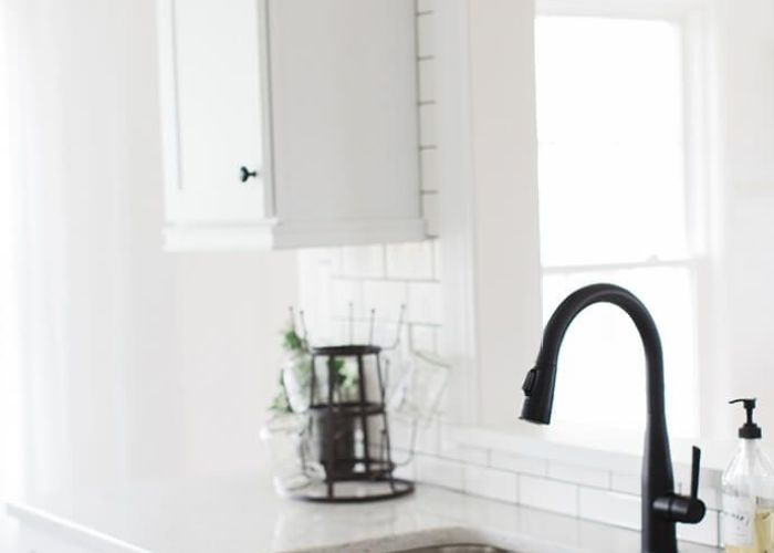 Found it at wayfair double sink lavatory cabinet bathroom vanity set white subway tile with black grout pinterest and also